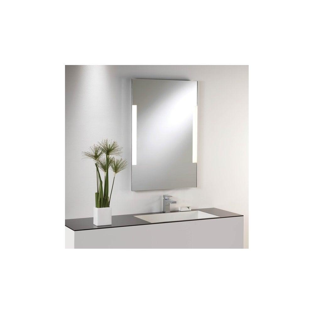 Lumières De Salle De Bains astro lighting miroir de salle de bains 1071007 imola 900 led à 2 lumières  illuminées